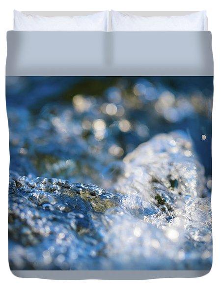 Splash One Duvet Cover