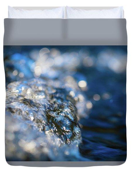 Splash Three Duvet Cover