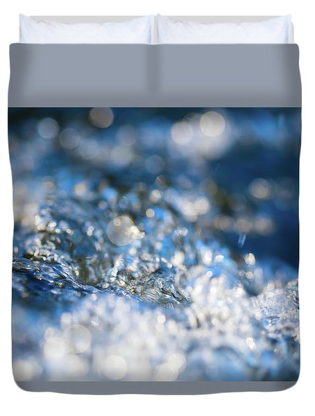 Splash Two Duvet Cover