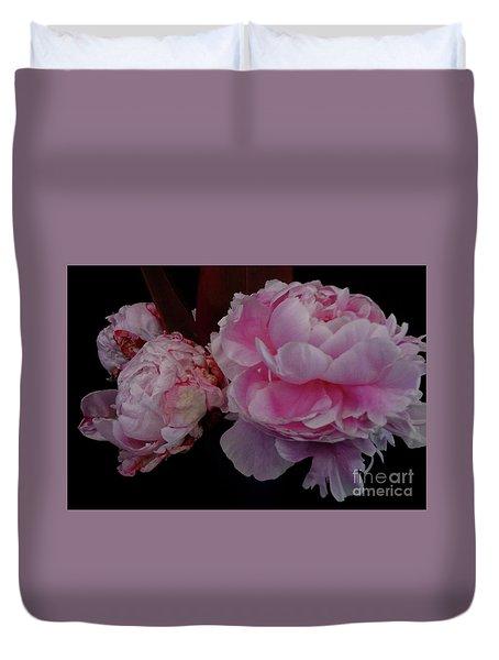 Splendor In Pink Duvet Cover