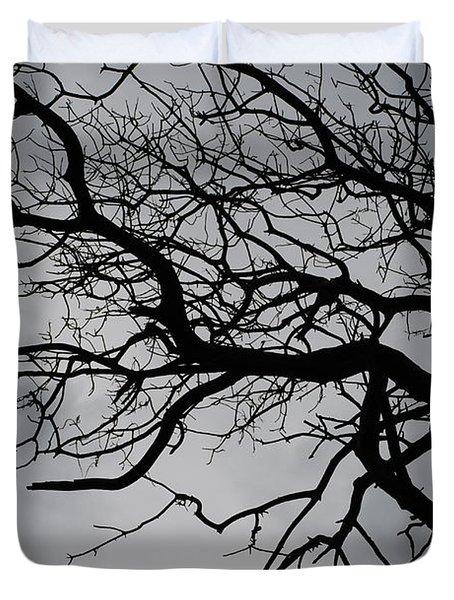 Spooky Tree Duvet Cover