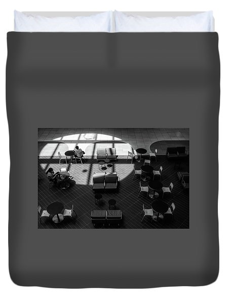 Spotlight Duvet Cover