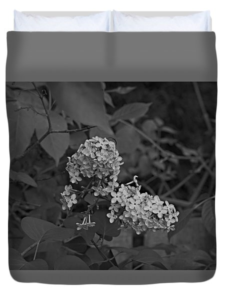 Duvet Cover featuring the photograph Spring 2016 16 by Cendrine Marrouat