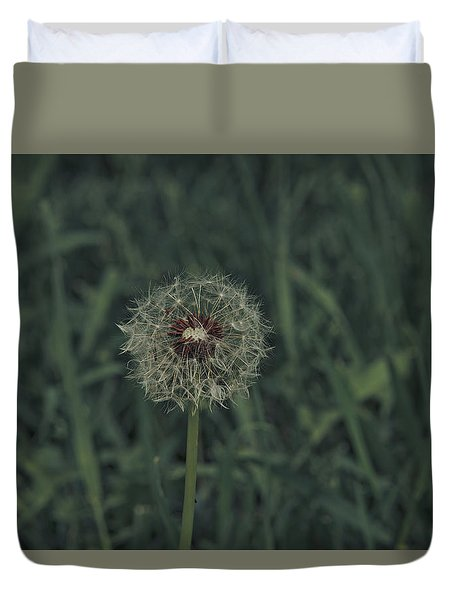 Duvet Cover featuring the photograph Spring 2016 18 by Cendrine Marrouat