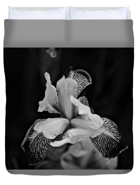 Duvet Cover featuring the photograph Spring 2016 20 by Cendrine Marrouat