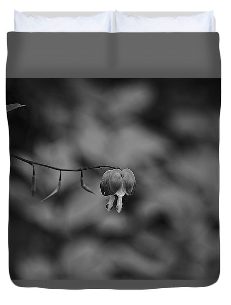 Duvet Cover featuring the photograph Spring 2016 24 by Cendrine Marrouat