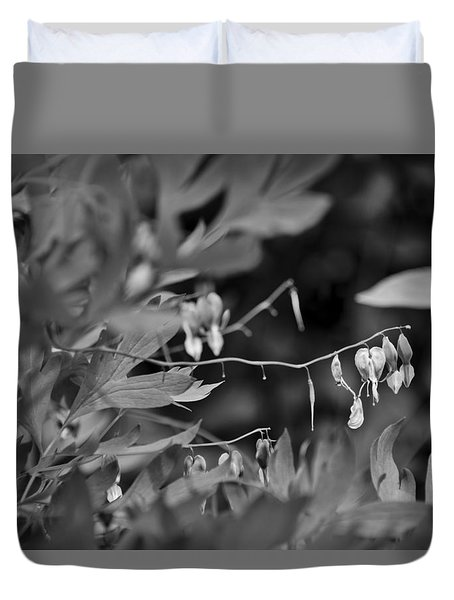 Duvet Cover featuring the photograph Spring 2016 25 by Cendrine Marrouat