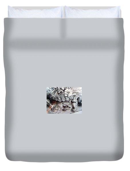 Spring Arrangemnt Duvet Cover