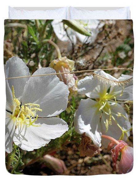 Spring At Last Duvet Cover