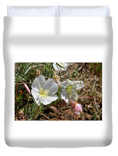 Spring At Last Duvet Cover