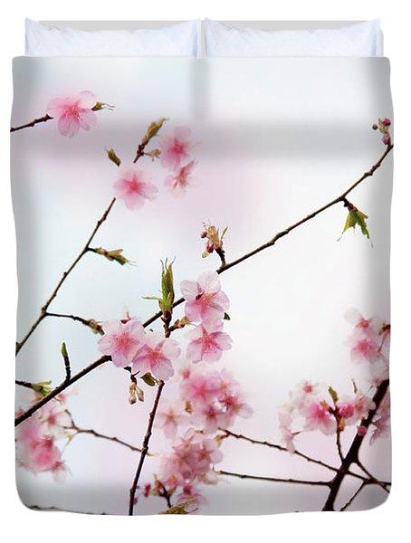 Spring Awakening Duvet Cover by Eena Bo