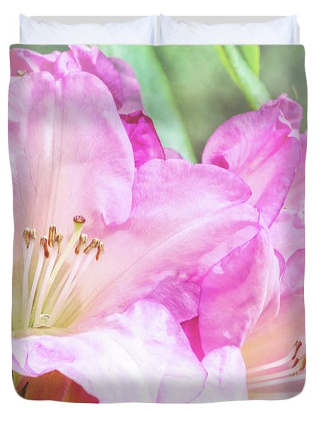Spring Bling Duvet Cover