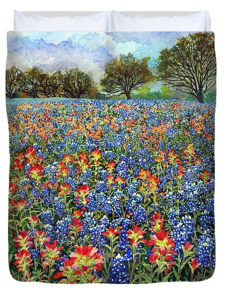 Spring Bliss Duvet Cover