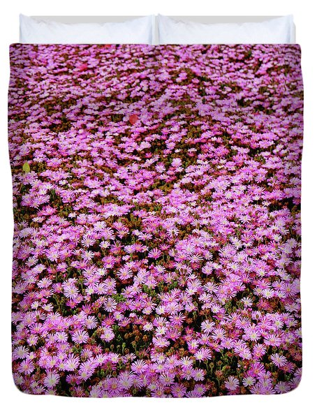 Blooming Spring Duvet Cover