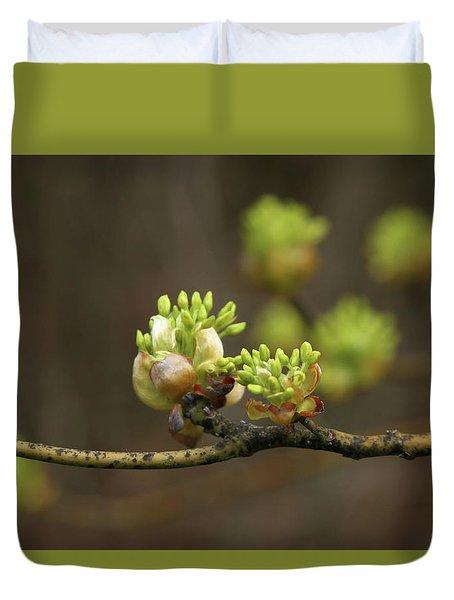 Spring Buds 9365 H_2 Duvet Cover