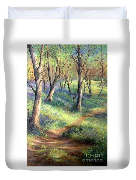 Spring Day Duvet Cover