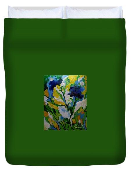 Spring Delight Duvet Cover