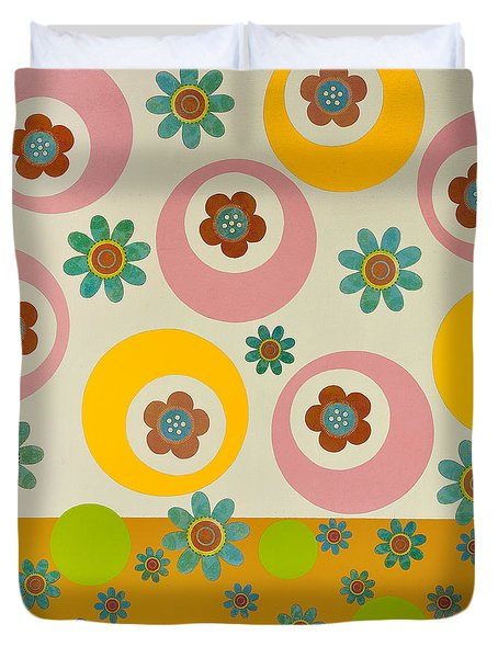 Spring Delight Duvet Cover