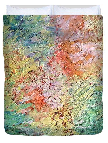 Spring Ecstasy Duvet Cover