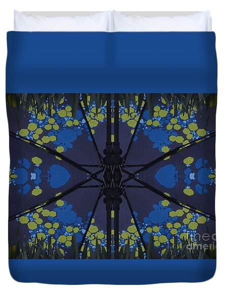 Spring Forward Duvet Cover