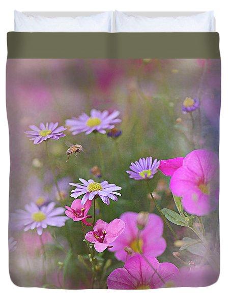 Spring Garden 2017 Duvet Cover