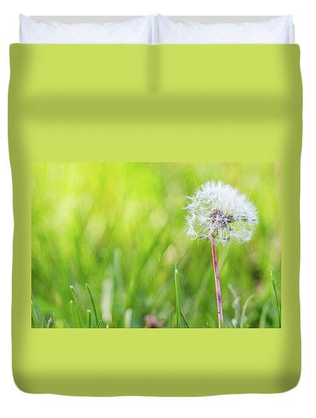 Spring Growth Duvet Cover