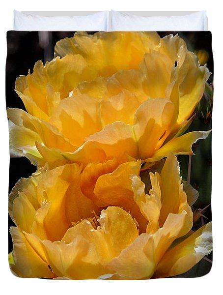 Spring In Arizona Duvet Cover
