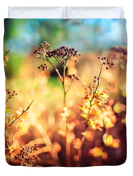 Spring Is A New Beginning Duvet Cover