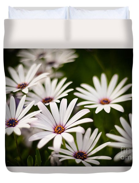 Duvet Cover featuring the photograph Spring Is In The Air by Kelly Wade