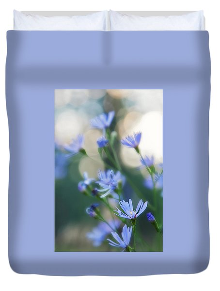 Spring Duvet Cover by Kate Livingston