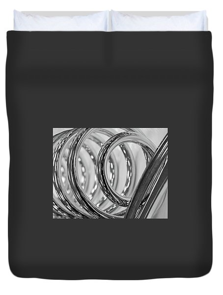Duvet Cover featuring the photograph Spring by Kristin Elmquist