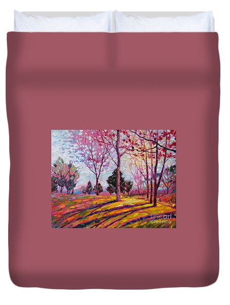 Spring Light Duvet Cover