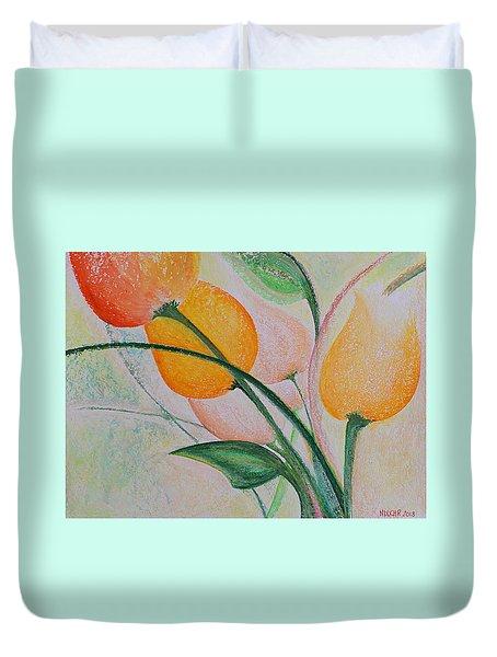 Spring Light Duvet Cover