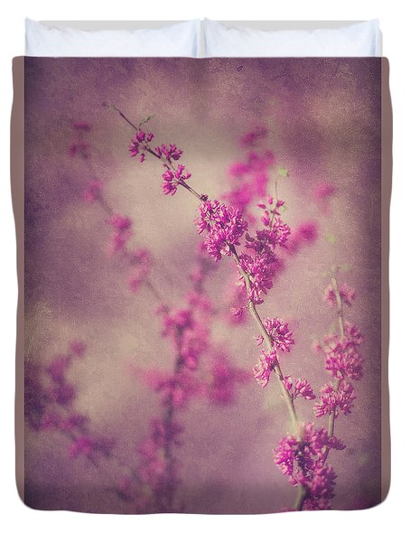 Spring Melody Duvet Cover