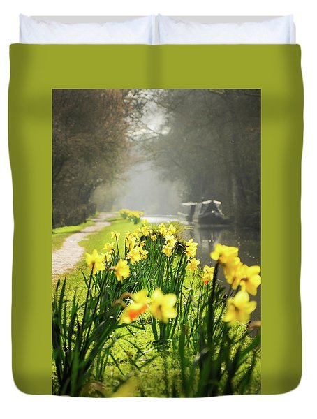 Spring Morning Duvet Cover