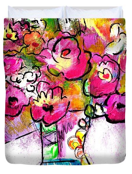 Spring Offerings  Duvet Cover
