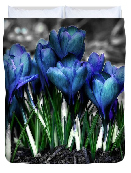 Spring Rebirth Duvet Cover