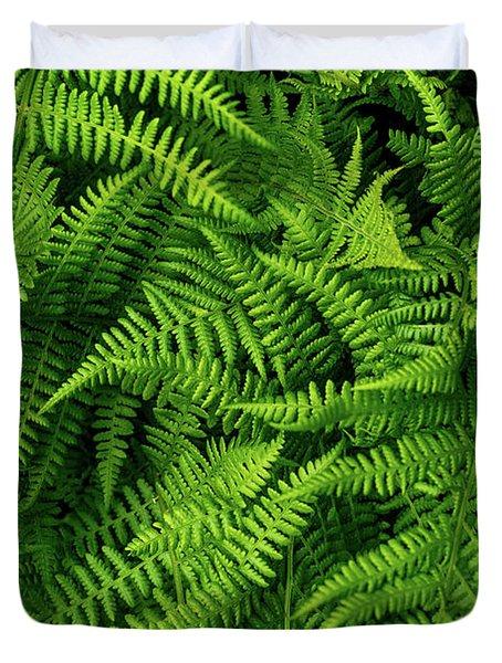 Spring Salad Duvet Cover