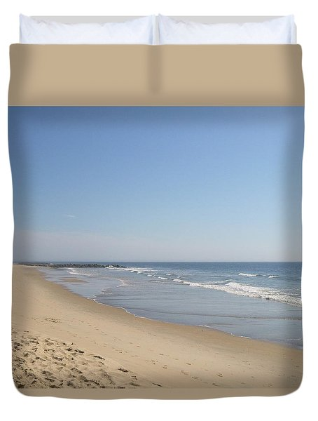Spring Sea 2 Duvet Cover