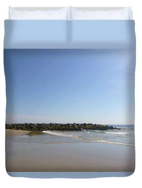 Spring Sea 3 Duvet Cover