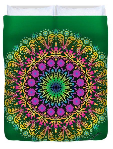 Spring Untitled Duvet Cover