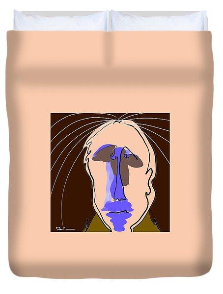 Sprinkler Head Duvet Cover