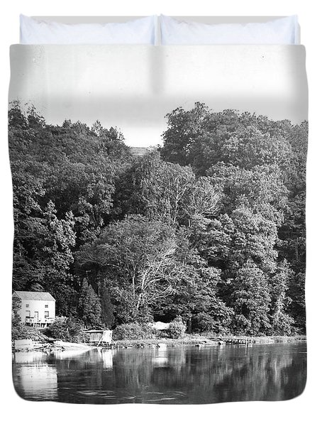 Spuyen Duyvil, 1893 Duvet Cover