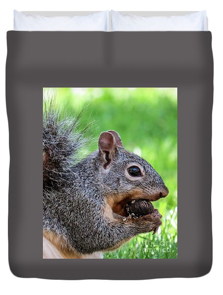 Squirrel 1 Duvet Cover