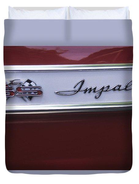 S S Impala Duvet Cover