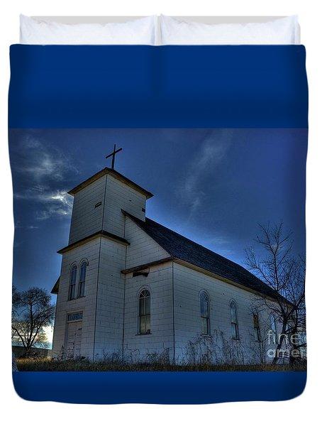 St Agnes Duvet Cover
