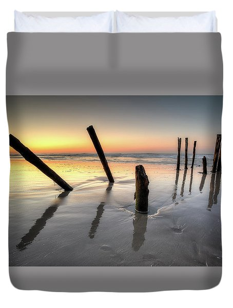 St Clair Sunset Duvet Cover