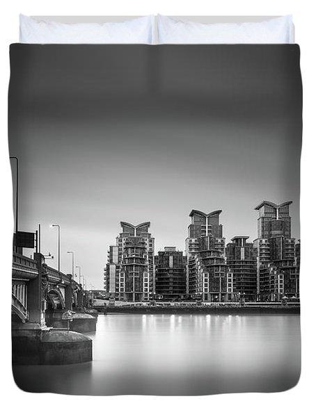 St. George Wharf Duvet Cover