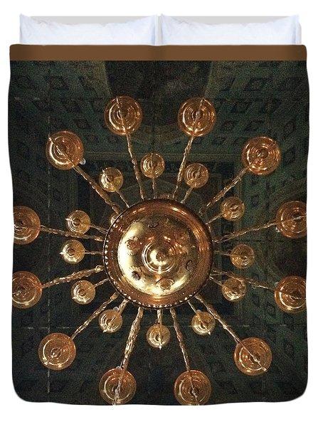 St John The Baptist Church Uglich  Duvet Cover