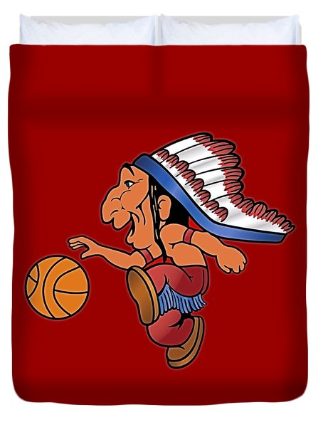 St Johns Redmen I Duvet Cover